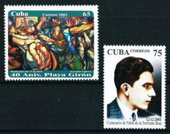 Cuba Nº 3925-3968 Nuevo - Ungebraucht