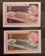Polynésie Française/French Polynesia 1969 N°80/81 Nd **TB - Ungebraucht