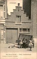 België - Anvers Antwerpen - Het Beste Brood - Inrij Londenstraat - 1900 - Zonder Classificatie