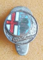 Car / Auto -  ALFA ROMEO, Enamel Buttonhole Badge / Pin  -  Abzeichen - Alfa Romeo