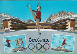 CORTINA. PATTINAGGIO SU GHIACCIO. PATTINAGGIO ARTISTICO. 546p - Figure Skating
