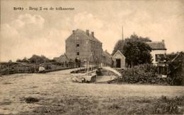 België - Rethy - Brug 2 En De Tolkazerne Douane - 1924 - Zonder Classificatie