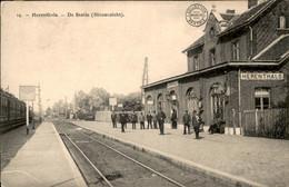 België - Herenthals - De Satie Station - 1912 - Zonder Classificatie