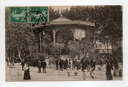 - CPA TOULON (83) - Place D'Armes Pendant La Musique 1909 (belle Animation) - Edition L. O. 1972 - - Toulon
