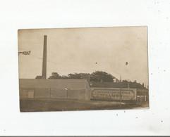 WATTIGNIES (NORD) RARE CARTE POSTALE ANCIENNE PHOTO DE LA CIE CONTINENTALE DU PEGAMOID (TOILES CUIRS) 1919 - Otros Municipios