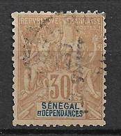 Sénégal   N° 16   Oblitéré     B/TB   Soldé     Le Moins Cher Du Site  ! ! ! - Used Stamps