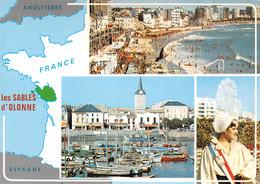 85-LES SABLES  DOLONNE-N°T2720-B/0283 - Sables D'Olonne