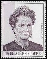 2881** (BL84) - La Dynastie Belge / Het Belgisch Koningshuis - La Reine / Koningin / Die Königin / The Queen - Paola - Case Reali