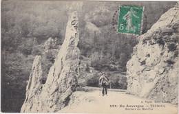 En Auvergne TREBOUL Rochers Du Mal Pas ( Vigier ) - Autres Communes