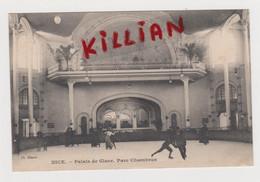 Palais De Glace De Nice Parc Chambrun (rare) - Other