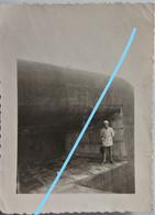 Photo BREDENE Naast Oostende German Bunker Atlantikwall Coastal Fortification Oorlog WO2 Kust - Plaatsen