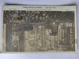 Cpa, Carte Photo, Béatification De Jeanne D'Arc, Rome 19 Avril 1909, L'audience Des Pélerins Français - History