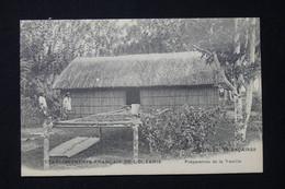 POLYNÉSIE - Carte Postale - Préparation De La Vanille - L 82476 - French Polynesia