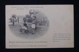 JAPON - Carte Postale -Yokohama - Mouskos ( Petits Garçons ) Dans Les Rues De Yokohama - L 82479 - Yokohama