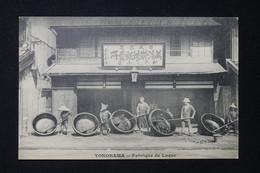 JAPON - Carte Postale -Yokohama - Fabrique De Laque - L 82480 - Yokohama