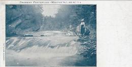 25 Le  Fourperet  Environs De Pontarlier   Cascade Du Doubsa Fourperet  Labergement Sainte Marie - Pontarlier