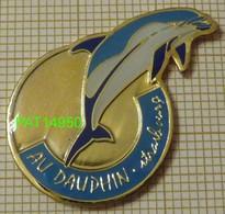 AU DAUPHIN  BAR RESTAURANT  De STRASBOURG Dpt 67 BAS RHIN - Städte