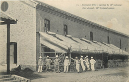CHINE , TIEN - TSIN  , Arsenal De L'est Cantine Du 16° Colonial , * 305 24 - China
