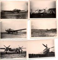 Avion Aviation Civile Meeting D Photo… C.1947-1950 - Aviación