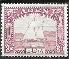 1937 Aden Mh * (30 Euros) - Aden (1854-1963)
