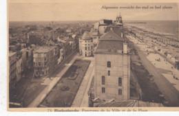 BLANKENBERGE / ALGEMEEN ZICHT - Blankenberge