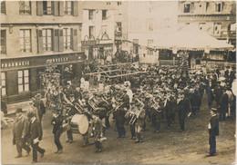 6662 Cormeilles, Rue De L'Abbaye, Carrousel, Pharmacie - Actuellement Agent Mobilier, Timbre - 1907 - Carte Photo - Unclassified