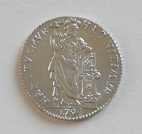 Olanda - 1 Gulden 1794 FDC - [ 1] …-1795 : Periodo Antico