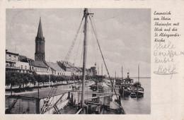 EMMERICH AM RHEIN - NORDRHEIN-WESTFALEN - DEUTSCHLAND - ANSICHTKARTE 1943. - Emmerich