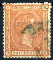 España Nº 165. Año 1875 - Used Stamps