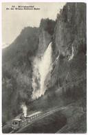 BRIENZER-ROTHORN-BAHN BE 1913 Zahnradbahn - BE Berne