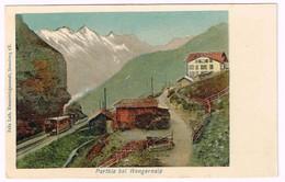 WENGERNALP-BAHN BE 1900 Zahnradbahn - BE Berne