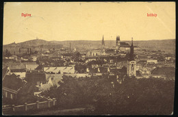 NYITRA 1910. Régi Képeslap - Hongarije