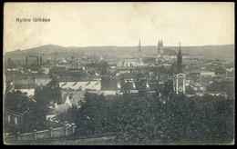 NYITRA 1916. Régi Képeslap - Hongarije