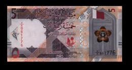 New! Qatar 2020 5 UNC Riyals P-NEW - Qatar