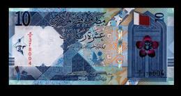 New! Qatar 2020 10 UNC Riyals P-NEW - Qatar