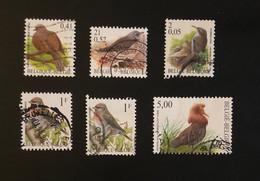 UCCELLI / BIRDS -  Anni Diversi/different Years - Gebraucht