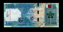New! Qatar 2020 100 UNC Riyals P-NEW - Qatar
