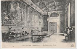 DEPT 60 : édit. N D N° 6 : Château De Chantilly La Galerie Des Cerfs - Chantilly