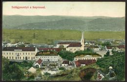 SZILÁGYSOMLYÓ 1908. Régi Képeslap - Hongarije
