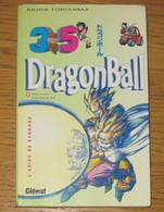 Livre BD Manga Dragon Ball N° 35 - 1998 - 180 Pages 18 X 11.5 Cm - Mangas Version Francesa