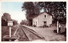 86 Frontenay Sur Dive : La Gare - Sonstige Gemeinden