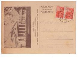 Pärnu Esperanto PC,Soviet Stamps,Nõmme Cachet 1940,Estonia,Estland - Estonie
