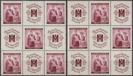 24/ Bohemia & Moravia; ** Nr. 51 - Big Crosses - Ongebruikt