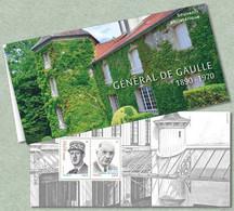 Souvenir Philatélique Général De Gaulle (2020) Neuf**sous Blister - Souvenir Blocks
