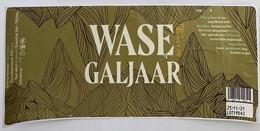 Etiketten 2o7 Wase Galjaar Brewery BierSelect - Beer