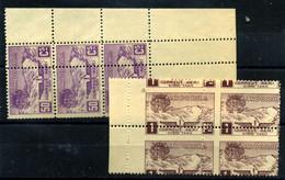 Andorra Española Nº NE 14ddv, NE16ddv. Año 1932 - Non Classificati