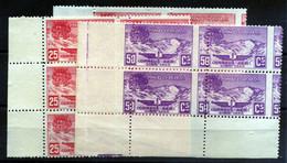 Andorra Española Nº NE 13ddv, NE 14ddv. Año 1932 - Non Classificati