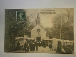 CPA,Clichy Sous Bois Notre Dame Des Anges,Seine St Denis 93,voyagée 1906,TBE - Clichy Sous Bois