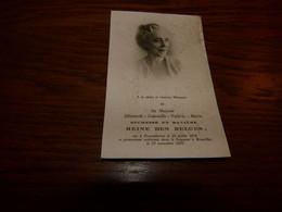 Souvenir Décès Elisabeth Duchesse De Bavière Reine Des Belges Possenhoven 1876 1965 - Obituary Notices
