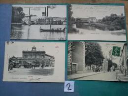 Lot 12 CPA France, Port France 2€ Lot2.   . - 5 - 99 Cartoline